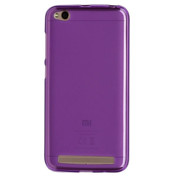 Силиконовый чехол для Redmi 5A Experts (Фиолетовый)