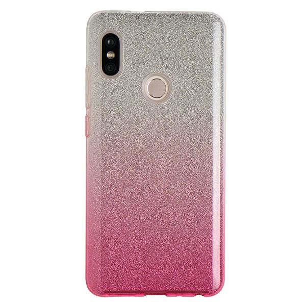 Силиконовый чехол для Redmi Note 5 Experts Brilliance (Розовый)