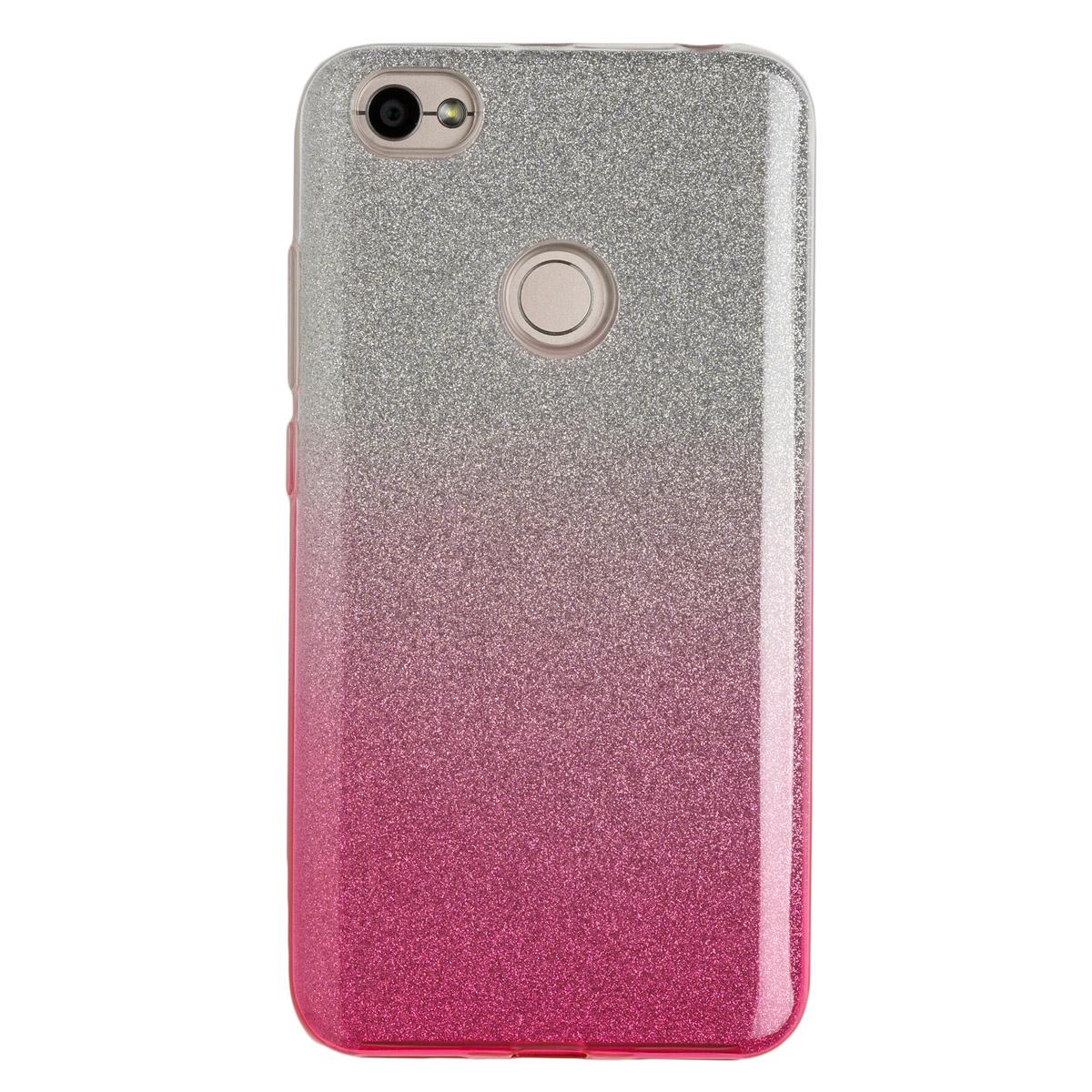 Силиконовый чехол для Redmi Note 5As Experts Brilliance (Розовый)