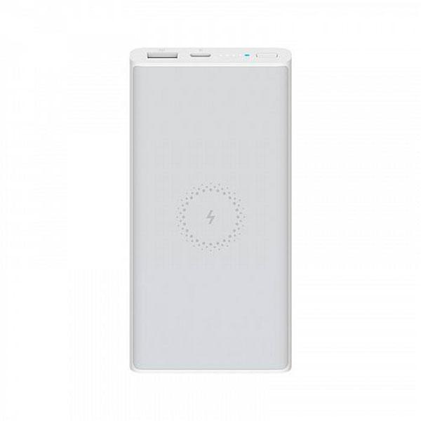 Аккумулятор Xiaomi Mi Wireless Charger 10000 мАч (Белый)