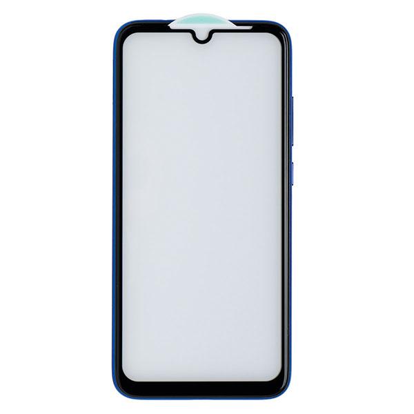 Стекло противоударное для Redmi Note 7 CASE 3D (Черное)