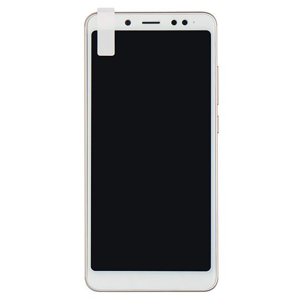 Стекло противоударное для Redmi Note 5/5 Pro CASE Full Glue (Белое)