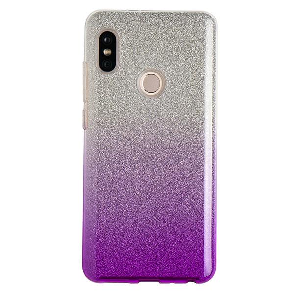 Силиконовый чехол для Redmi Note 5 Experts Brilliance (Фиолетовый)