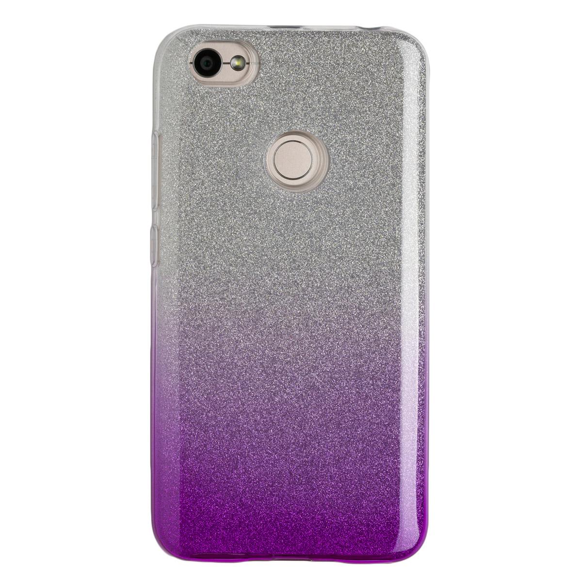 Силиконовый чехол для Redmi Note 5As Experts Brilliance (Фиолетовый)
