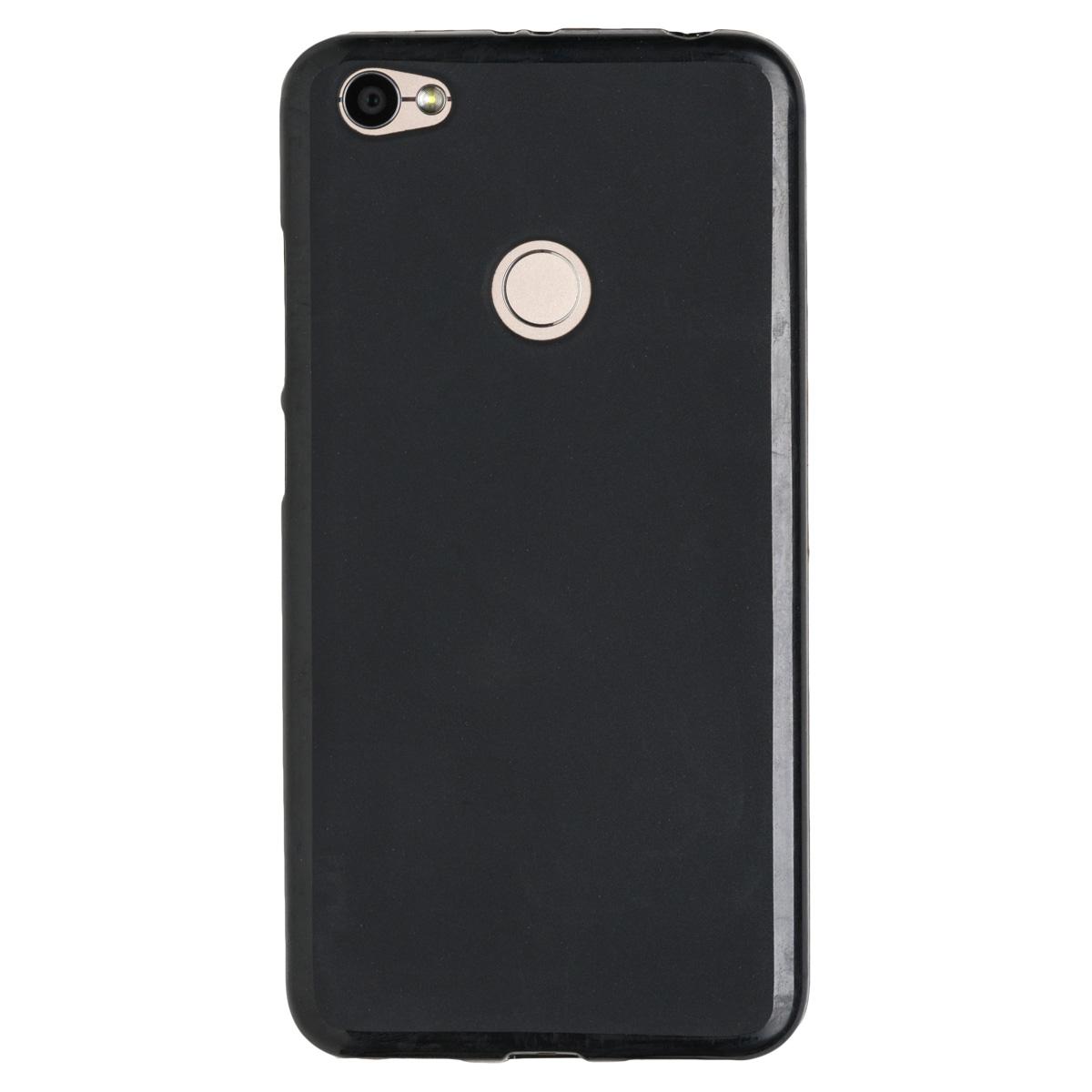 Силиконовый чехол для Redmi Note 5As Experts (Черный)