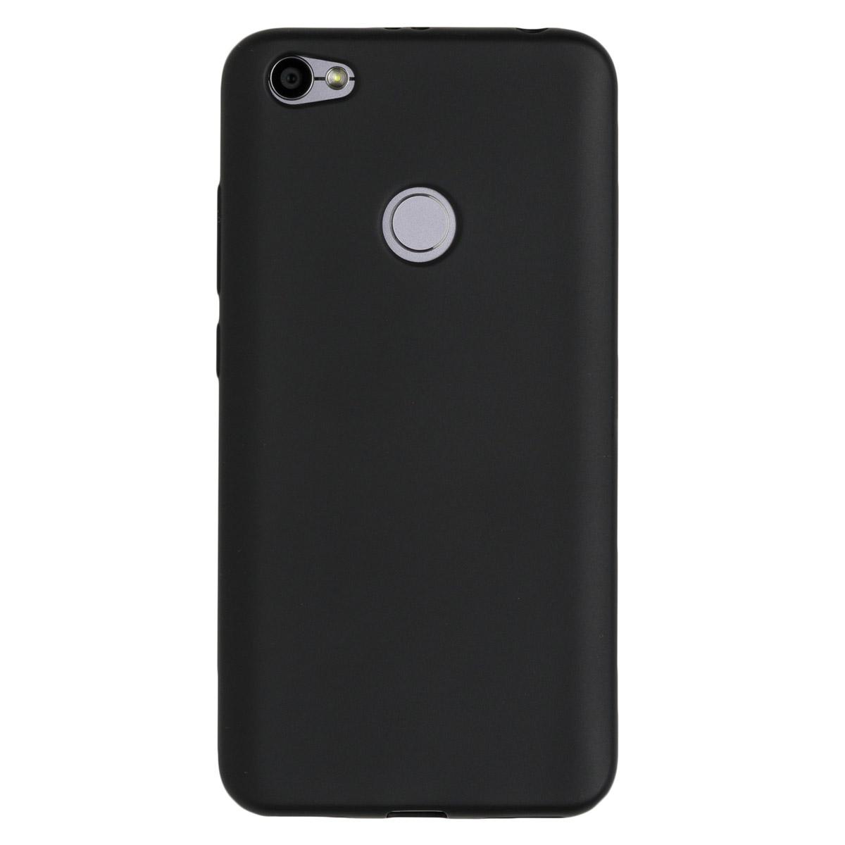 Силиконовый чехол для Redmi Note 5As Lasting Experts (черный)