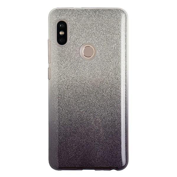 Силиконовый чехол для Redmi Note 5 Experts Brilliance (Черный)