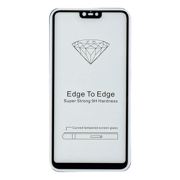 Стекло противоударное для Redmi Note 6/6 Pro CASE Full Glue (Черное)