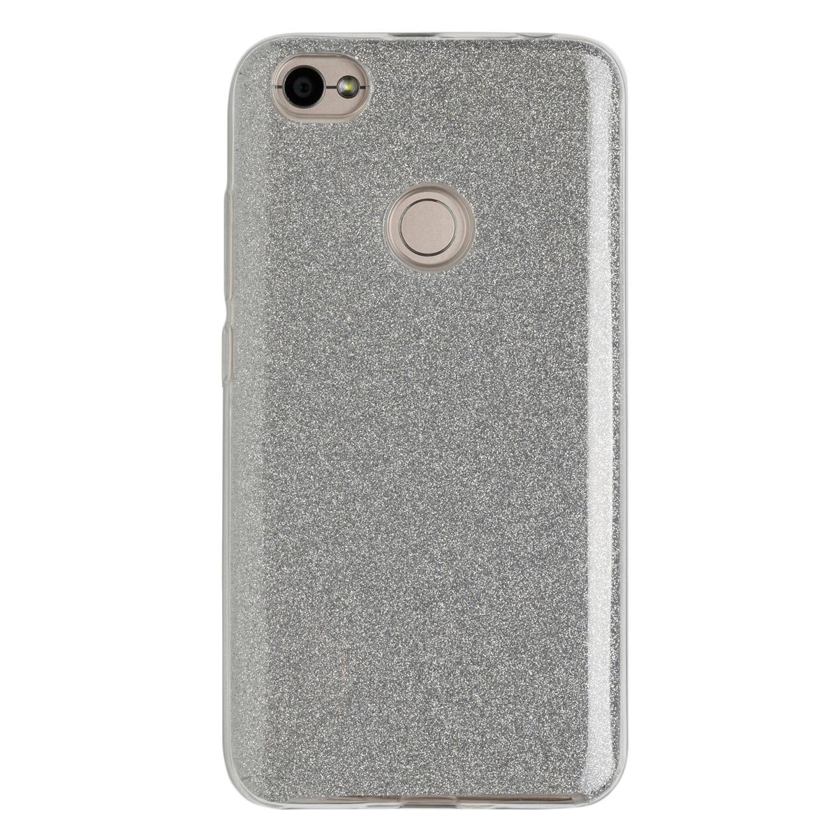 Силиконовый чехол для Redmi Note 5As Experts Diamond (Белый)