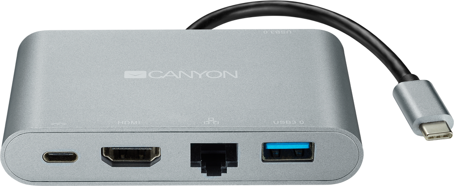 USB разветвитель CANYON CNS-TDS04DG