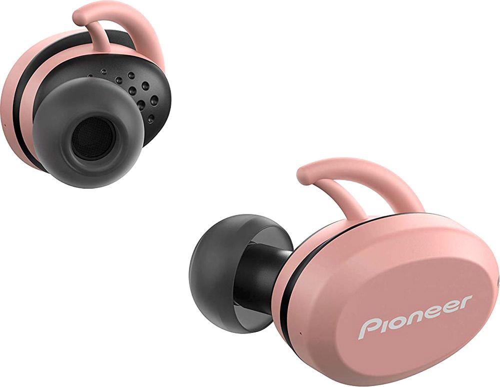 Наушники с микрофоном (гарнитура) PIONEER SE-E8TW-P