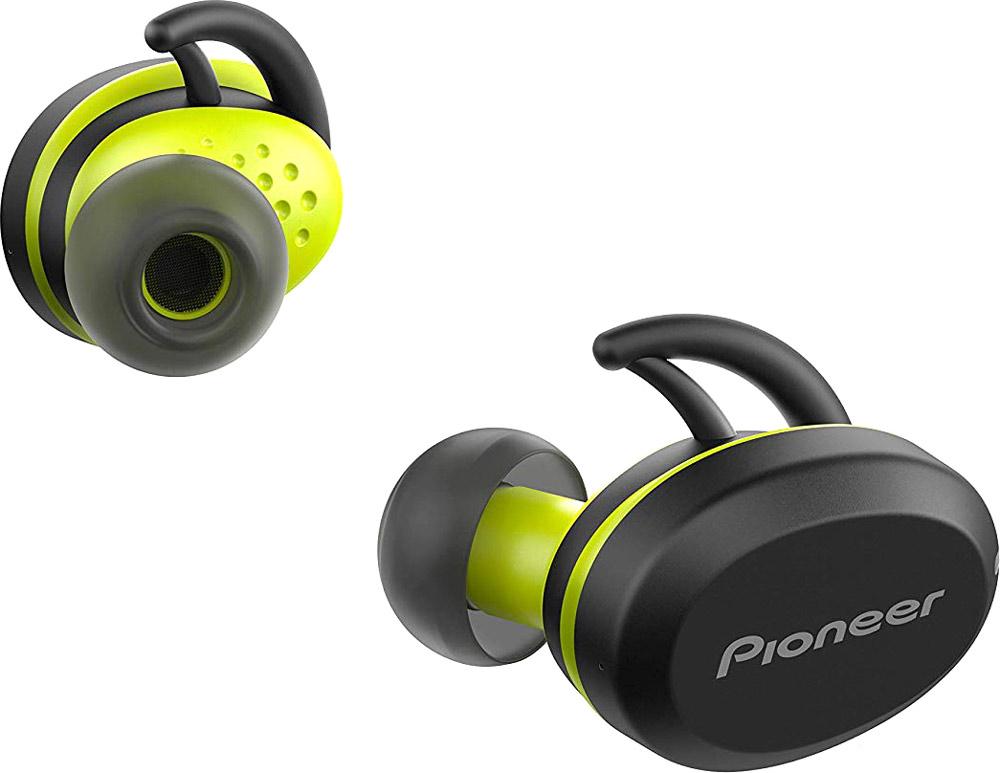 Наушники с микрофоном (гарнитура) PIONEER SE-E8TW-Y