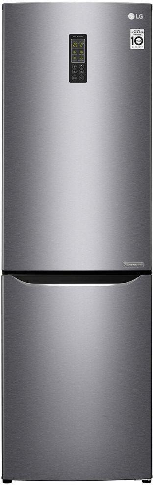 Двухкамерный холодильник LG GA-B379SLUL