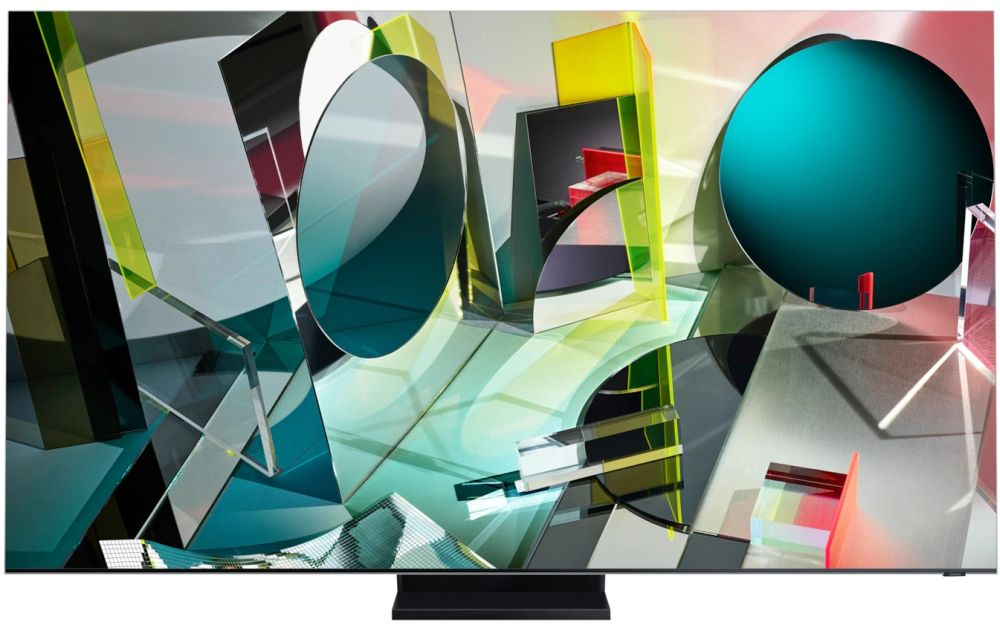 ЖК телевизор SAMSUNG QE85Q950TSUXRU