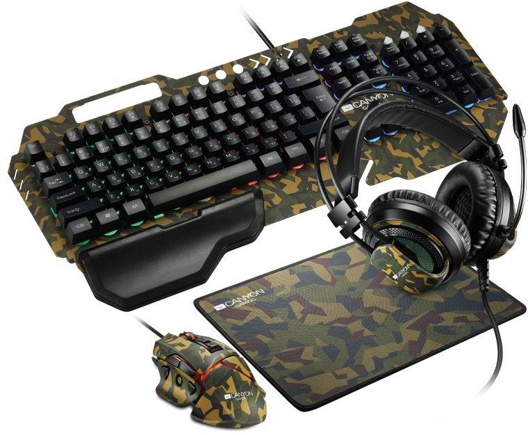 Игровой комплект CANYON CND-SGS03M-RU