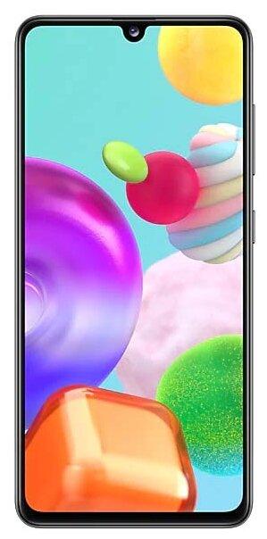 Мобильный телефон SAMSUNG Galaxy A41 4GB/64GB (черный)