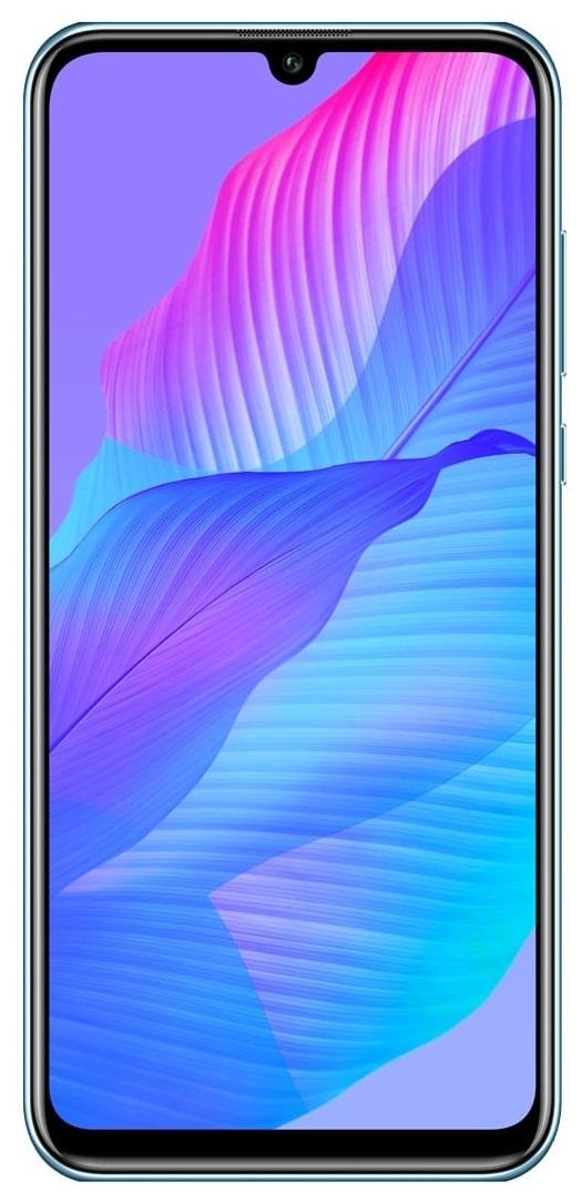 Мобильный телефон HUAWEI Y8p 4GB/128GB (светло-голубой)