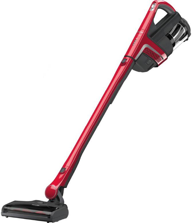 Вертикальный пылесос MIELE Triflex HX1 SMUL0 (рубиновый красный)