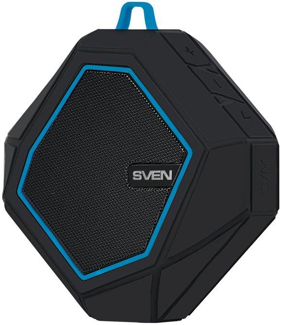 Акустика SVEN PS-77 (черный/синий)