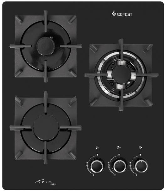Варочная панель газовая GEFEST ПВГ 2100-01 К33