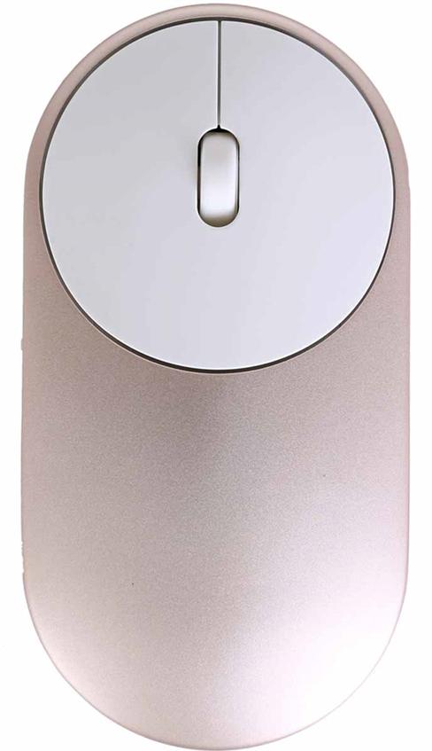 Мышь беспроводная XIAOMI Mi Portable Mouse (HLK4008GL)
