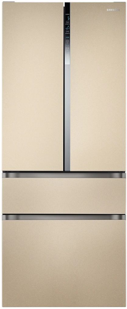 Холодильник Side-by-Side SAMSUNG RF50N5861FG/WT