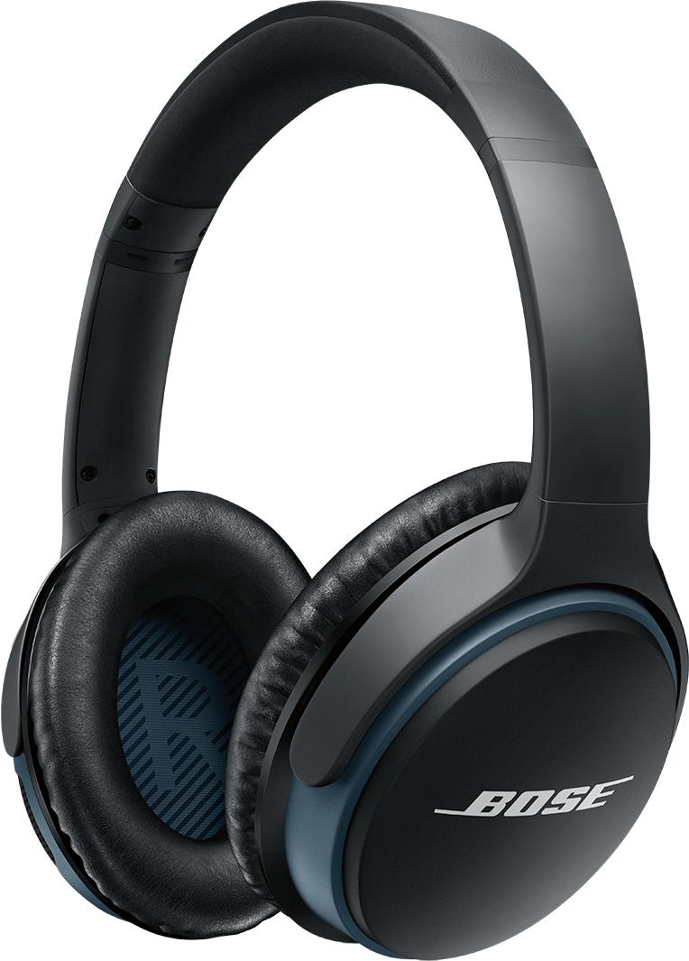 Наушники беспроводные BOSE SoundLink around-ear II (черный)