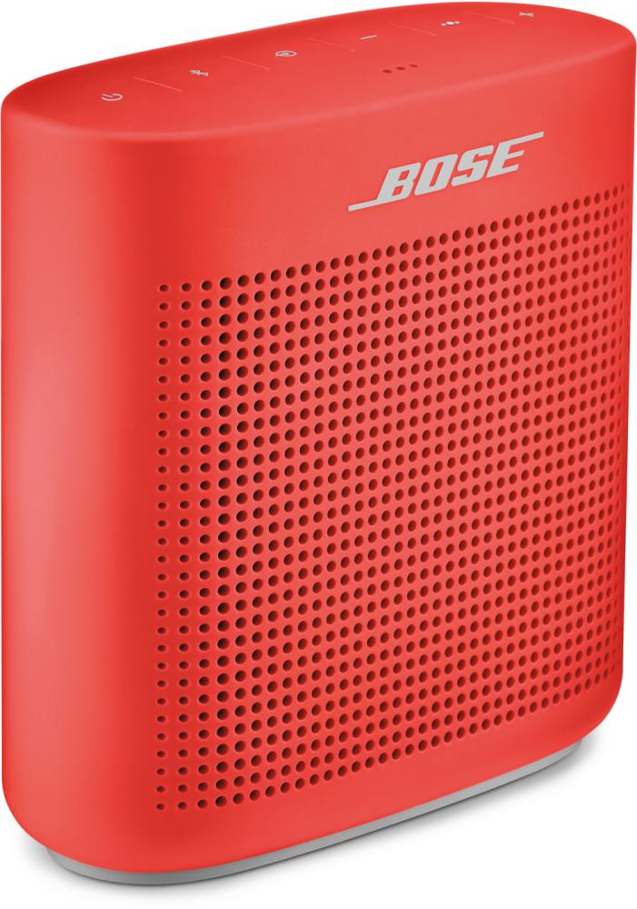 Акустика BOSE SoundLink Color II (красный)