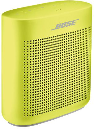 Акустика BOSE SoundLink Color II (желтый)