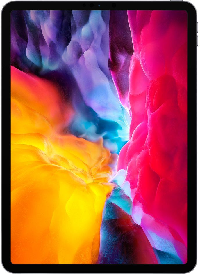 Планшет APPLE iPad Pro 11 2020 256GB MXDC2RK/A (серый космос)