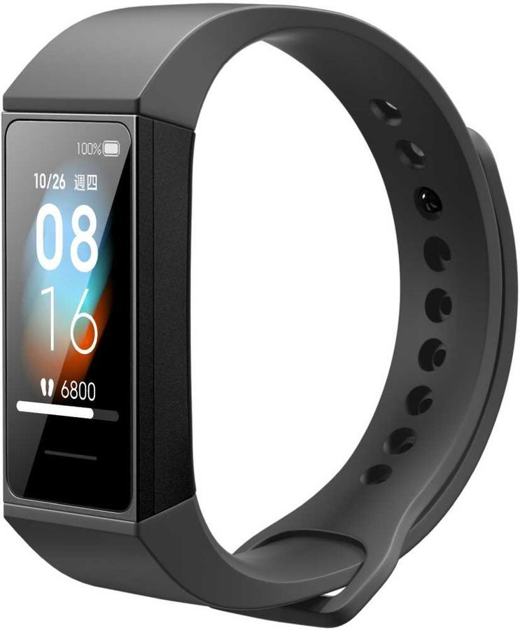 Фитнес-браслет XIAOMI Mi Smart Band 4C MGW4064GL (черный)