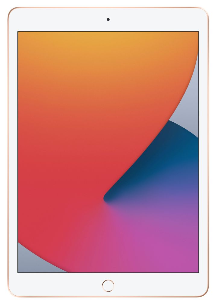 Планшет APPLE iPad 10.2 2020 32GB MYLC2 (золотистый)