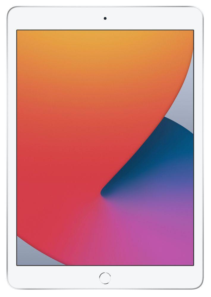 Планшет APPLE iPad 10.2 2020 128GB MYLE2 (серебристый)