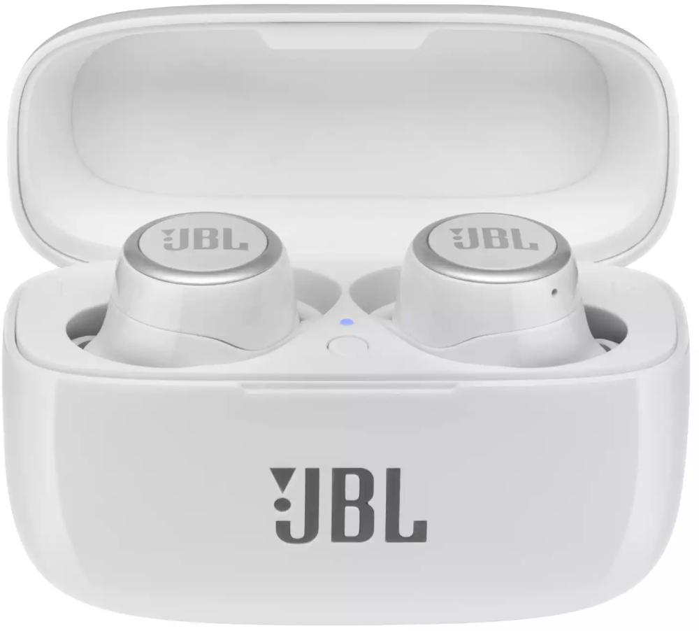 Наушники беспроводные JBL Live 300 TWS (белый)
