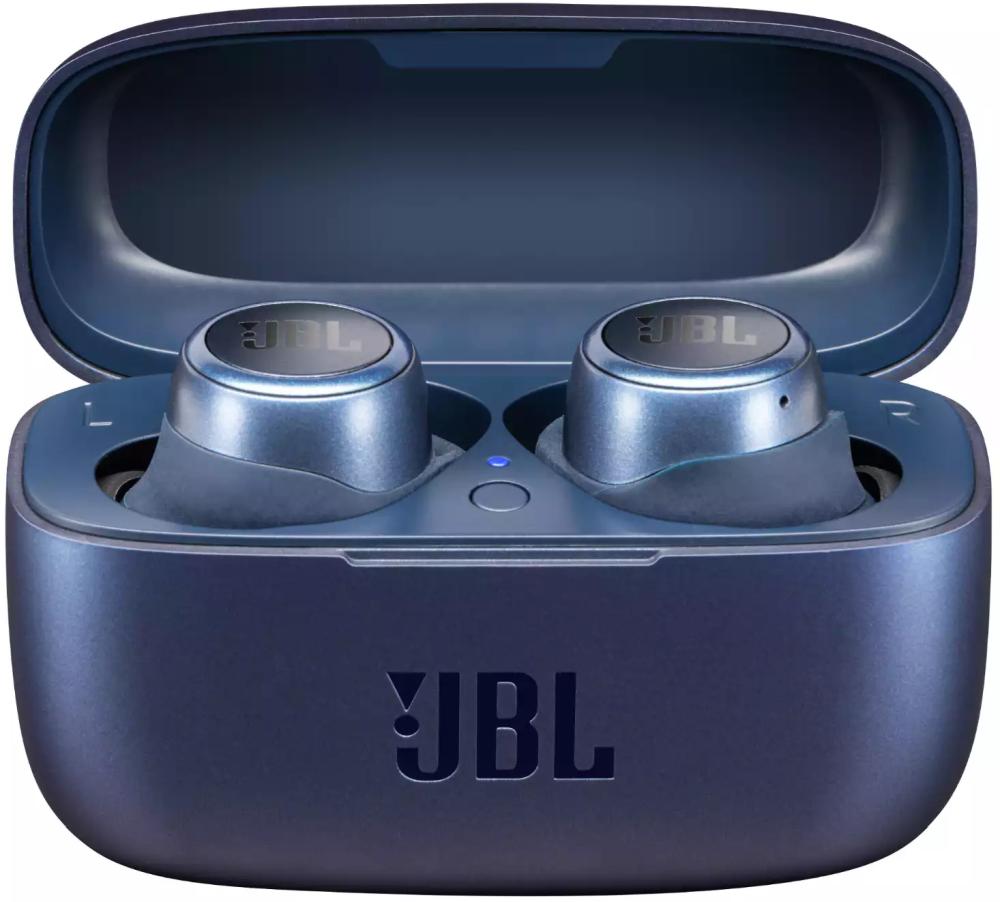 Наушники беспроводные JBL Live 300 TWS (синий)