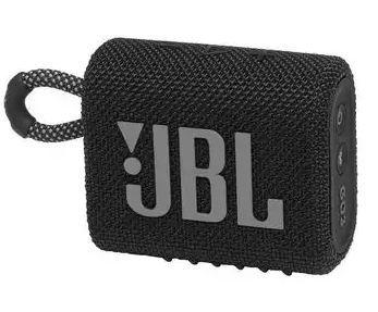 Акустика JBL GO3 (черный)