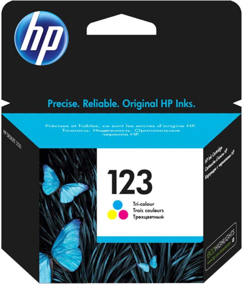 Картридж HP 123 (F6V16AE)