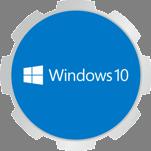 Microsoft Windows uslugi Windows 10 Домашняя