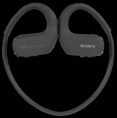 MP3 плеер SONY NW-WS414B (черный)