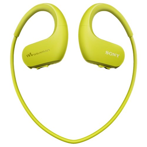 MP3 плеер SONY NW-WS623G (зеленый)