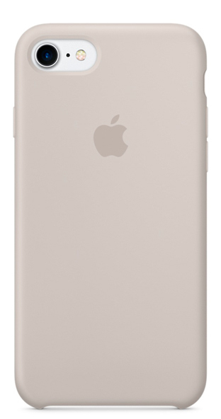 Чехол для телефона APPLE Silicone Case Stone iPhone 7 (MMWR2ZM/A)