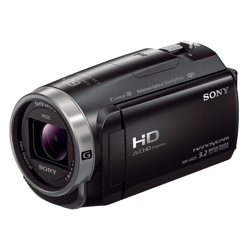 Видеокамера SONY HDR-CX625B (черный)