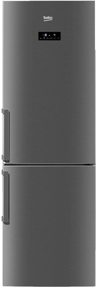 Двухкамерный холодильник BEKO RCNK321E21X