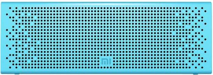 Акустика XIAOMI Mi Bluetooth Speaker (Синий)