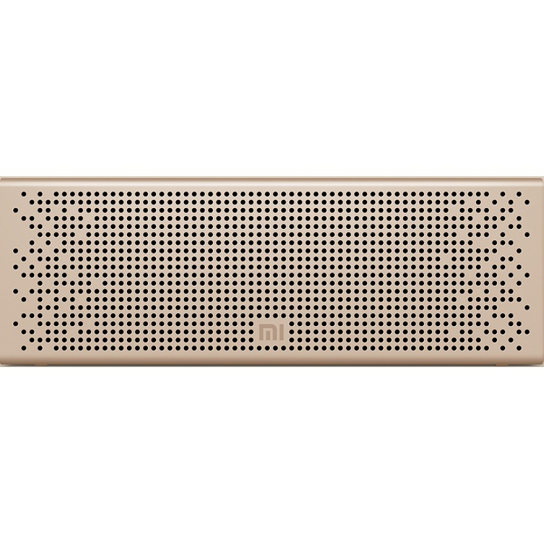 Акустика XIAOMI Mi Bluetooth Speaker (золотой)