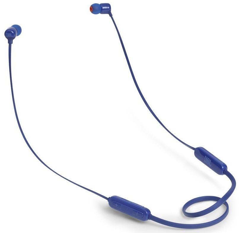 Наушники беспроводные JBL T110BT (синий)