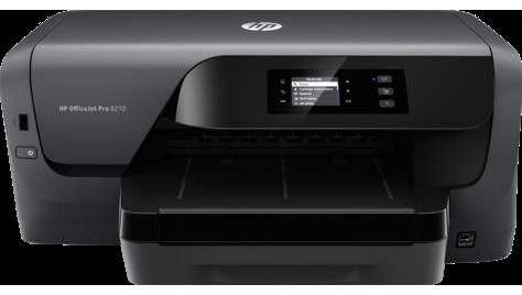 Струйный принтер HP OfficeJet Pro 8210 (D9L63A)