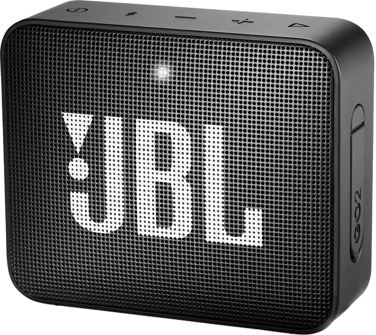 Акустика JBL Go 2 (черный)