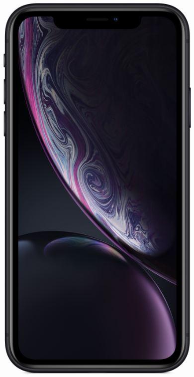 Мобильный телефон APPLE iPhone XR 64GB (черный)