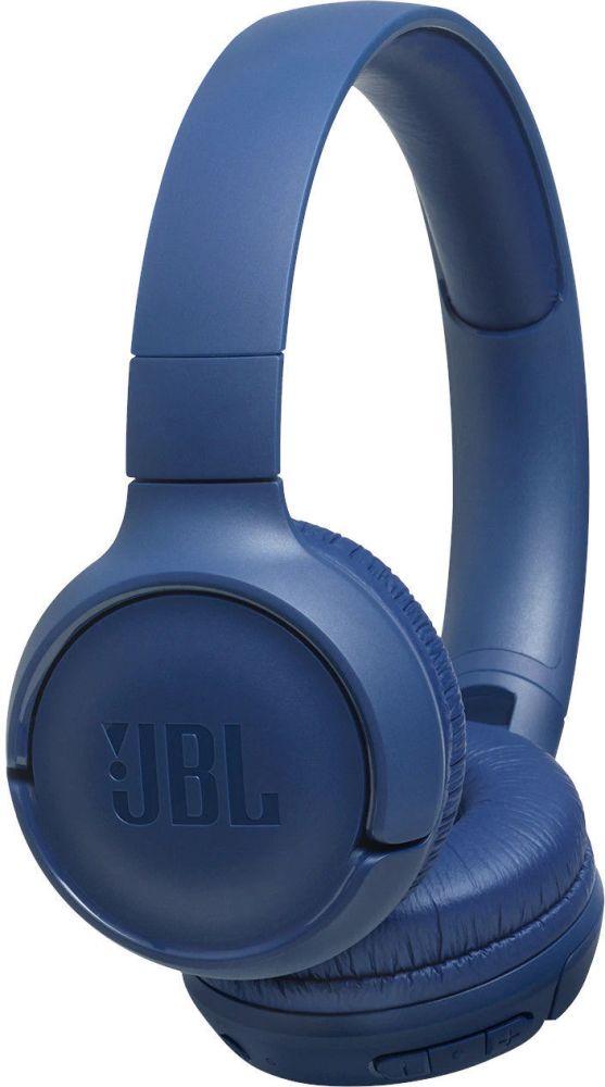 Наушники беспроводные JBL T500BT (синий)